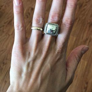 Silpada | Chunky Silver Ring